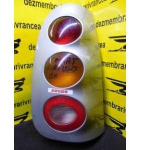 Lampa dreapta Smart ForTwo 0.6 Benzina An 2001